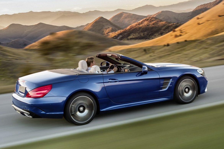 Scheda tecnica rimappatura centralina Mercedes CLASSE SL