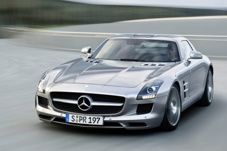 Scheda tecnica rimappatura centralina Mercedes CLASSE SLS