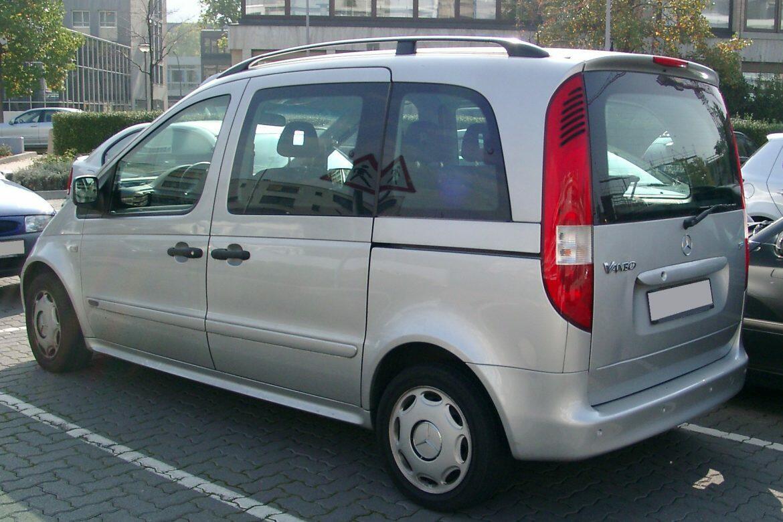 Scheda tecnica rimappatura centralina Mercedes VANEO