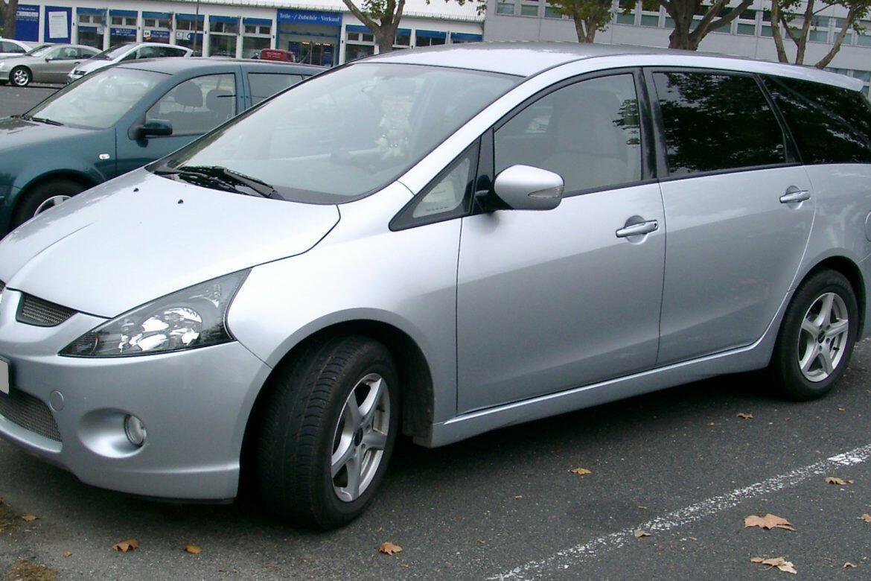 Scheda tecnica rimappatura centralina Mitsubishi GRANDIS