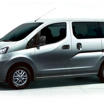 Scheda tecnica rimappatura centralina Nissan NV200