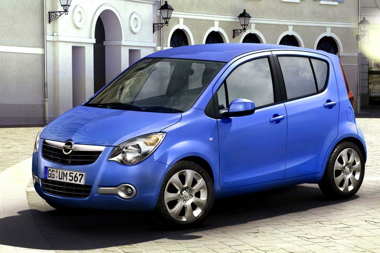 Scheda tecnica rimappatura centralina Opel AGILA