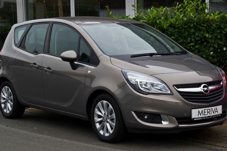 Scheda tecnica rimappatura centralina Opel MERIVA