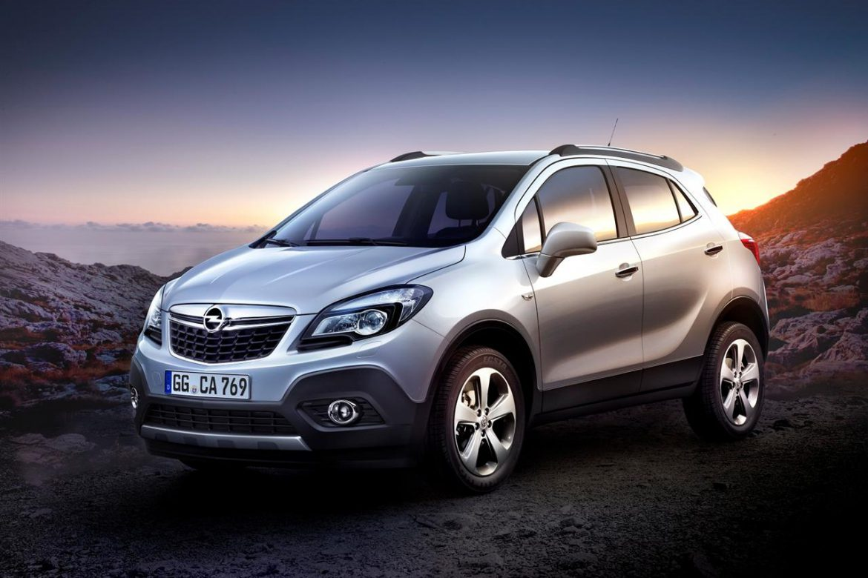 Scheda tecnica rimappatura centralina Opel MOKKA