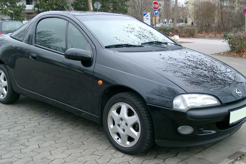Scheda tecnica rimappatura centralina Opel TIGRA
