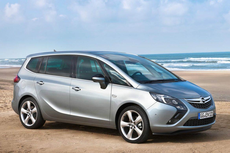 Scheda tecnica rimappatura centralina Opel ZAFIRA TOURER