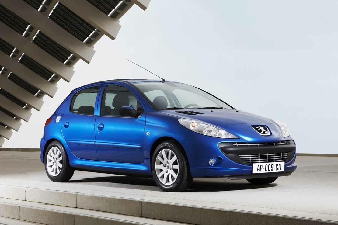 Scheda tecnica rimappatura centralina Peugeot 206 PLUS