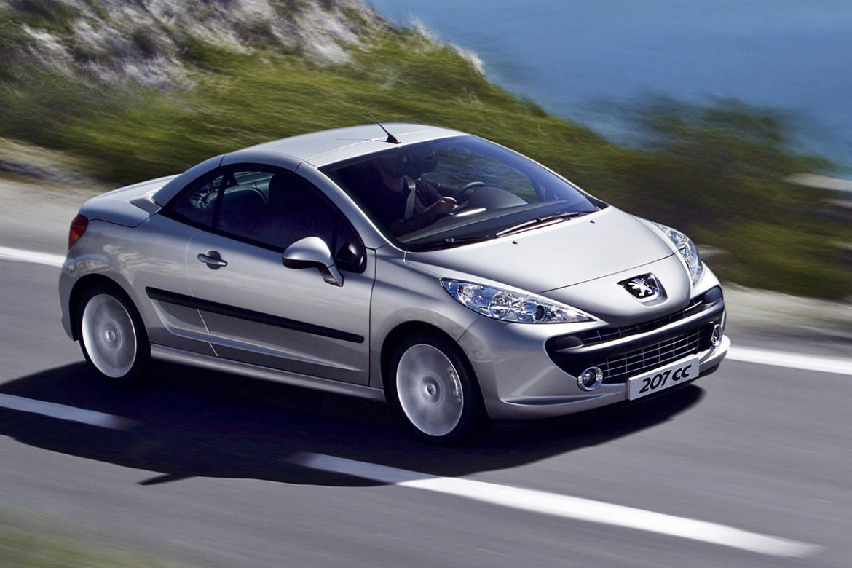 Scheda tecnica rimappatura centralina Peugeot 207 CC