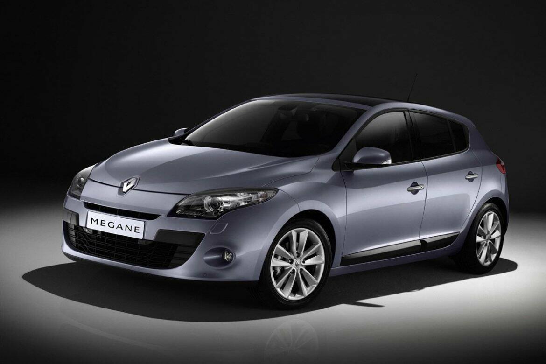 Scheda tecnica rimappatura centralina Renault MEGANE 3