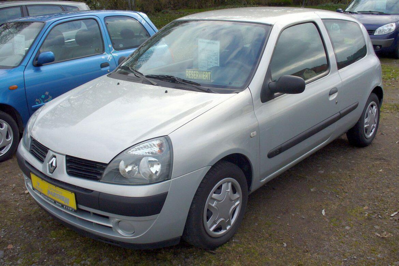 Scheda tecnica rimappatura centralina Renault CLIO  II