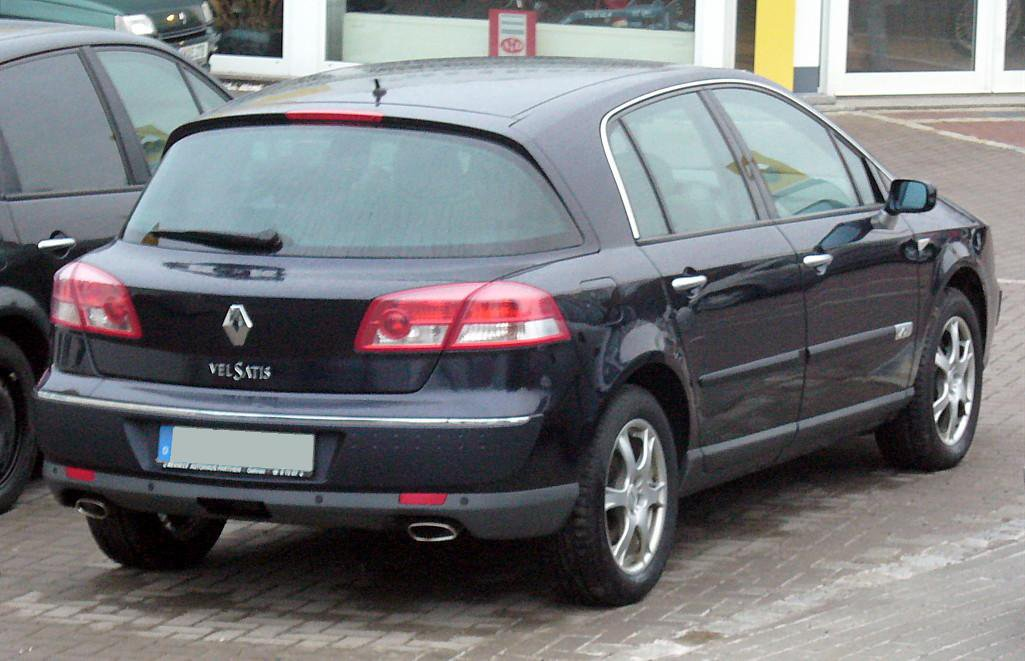 Scheda tecnica rimappatura centralina Renault VEL SATIS