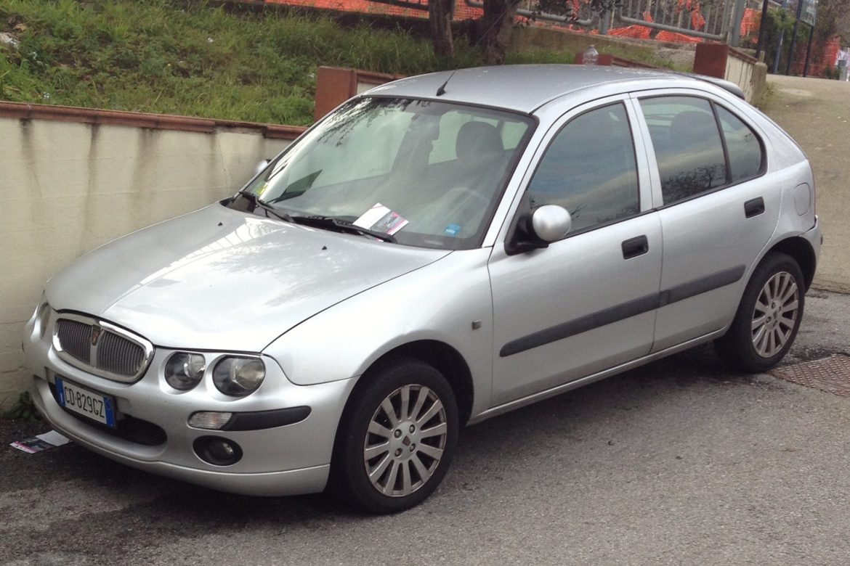 Scheda tecnica rimappatura centralina Rover 25