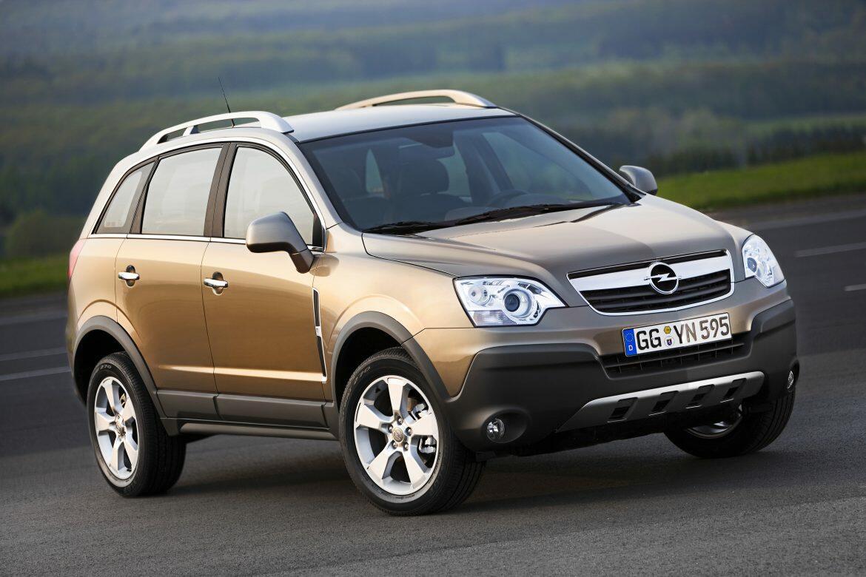 Scheda tecnica rimappatura centralina Opel ANTARA