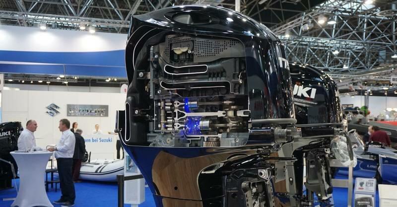 Scheda tecnica rimappatura centralina Suzuki fuoribordo DF 150