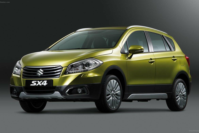 Scheda tecnica rimappatura centralina Suzuki SX4