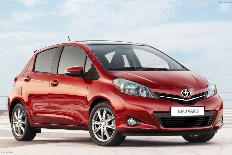 Scheda tecnica rimappatura centralina Toyota YARIS