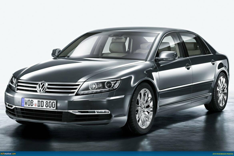 Scheda tecnica rimappatura centralina Volkswagen PHAETON