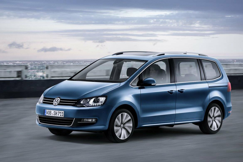 Scheda tecnica rimappatura centralina Volkswagen SHARAN