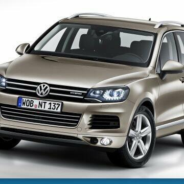 Scheda tecnica rimappatura centralina Volkswagen TOUAREG