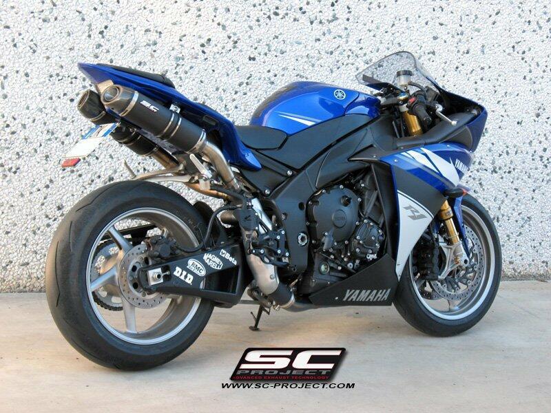 Scheda tecnica rimappatura centralina Yamaha moto R1 09-10