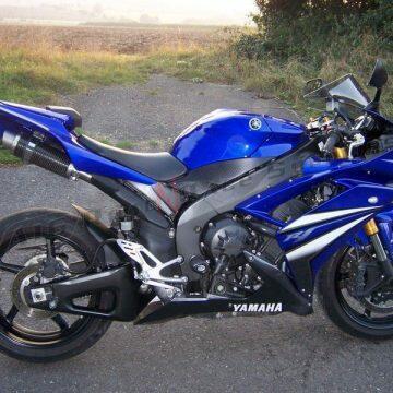 Scheda tecnica rimappatura centralina Yamaha moto R1 07-08