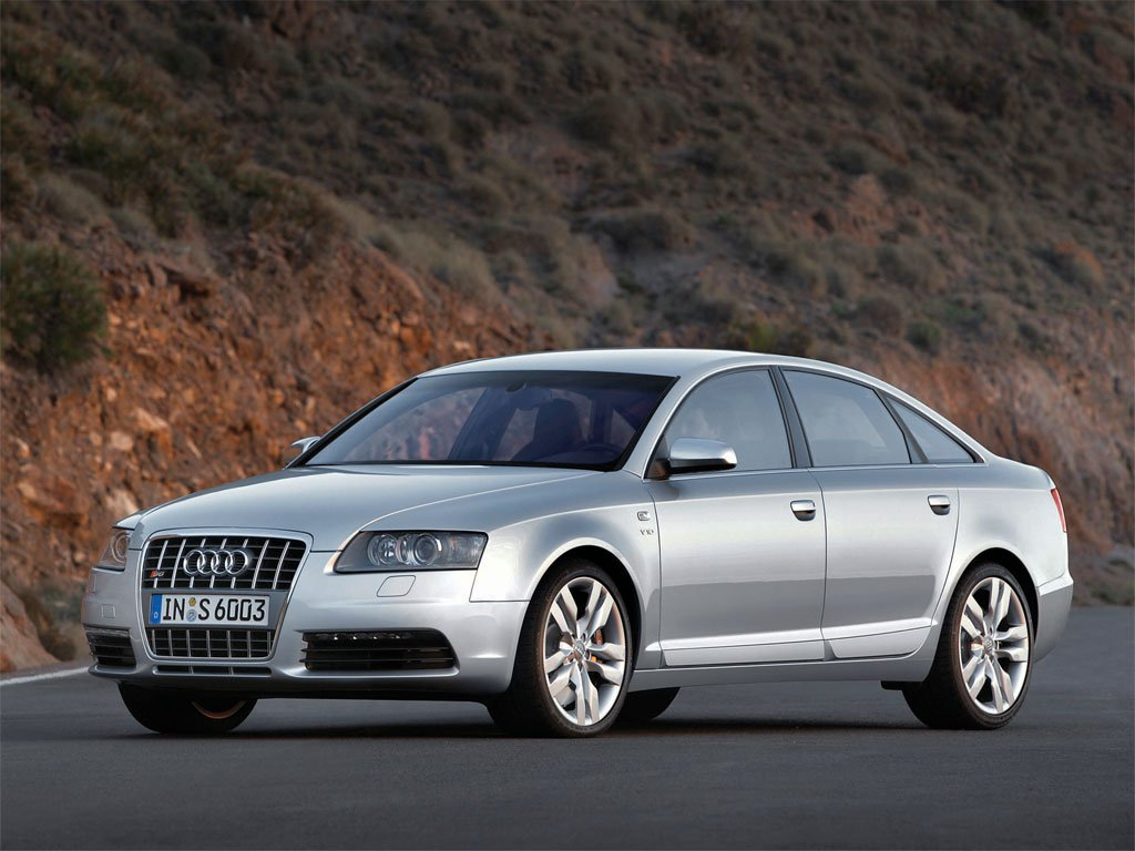 Scheda tecnica rimappatura centralina Audi S6