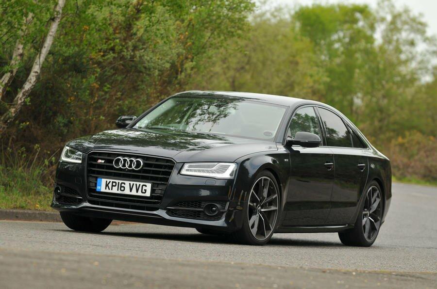 Scheda tecnica rimappatura centralina Audi S8