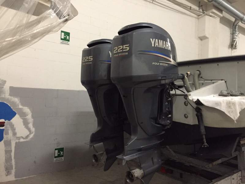 Scheda tecnica rimappatura centralina Yamaha fuoribordo 225 HP