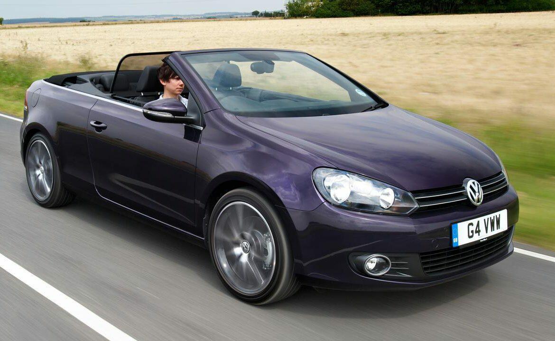 Scheda tecnica rimappatura centralina Volkswagen GOLF CABRIOLET