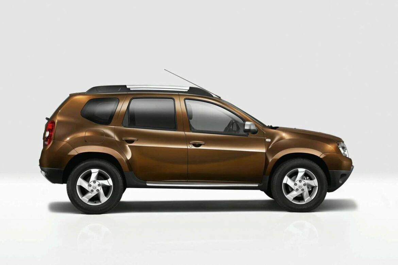 Scheda tecnica rimappatura centralina Dacia DUSTER