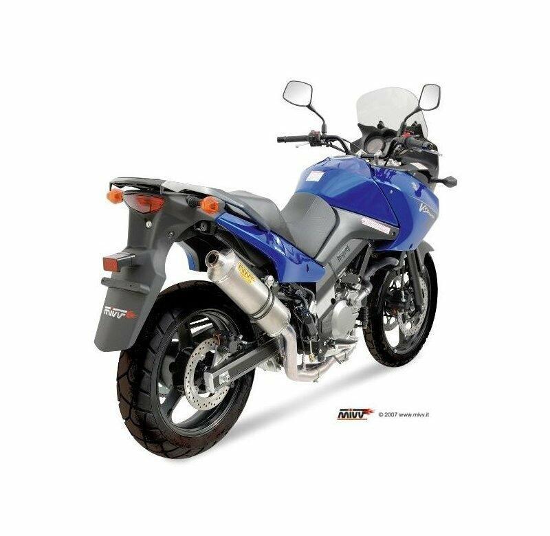 Scheda tecnica rimappatura centralina Suzuki moto DL 650 07-10