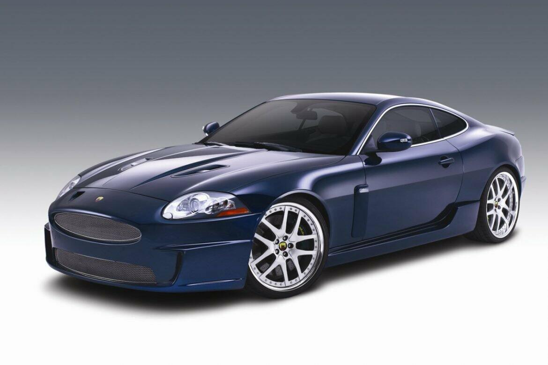 Scheda tecnica rimappatura centralina Jaguar XKR