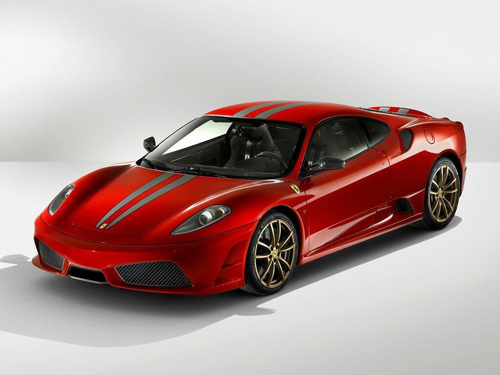 Scheda tecnica rimappatura centralina Ferrari F430