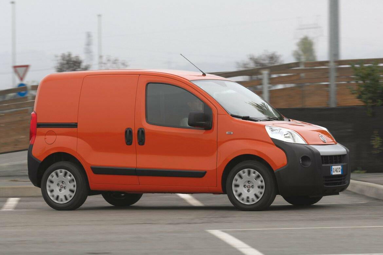 Scheda tecnica rimappatura centralina Fiat FIORINO