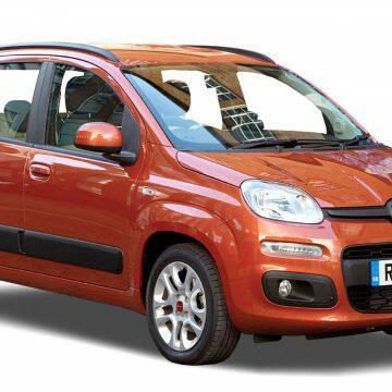 Scheda tecnica rimappatura centralina Fiat PANDA