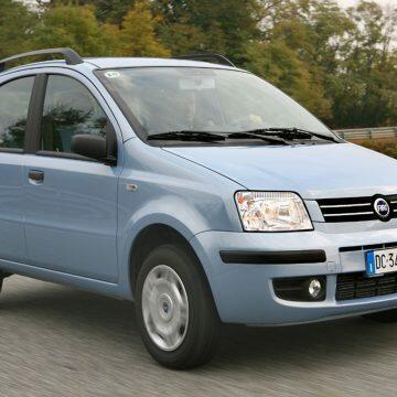 Scheda tecnica rimappatura centralina Fiat PANDA CLASSIC