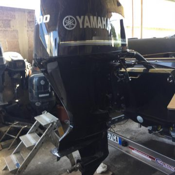 Scheda tecnica rimappatura centralina Yamaha fuoribordo 300 HP