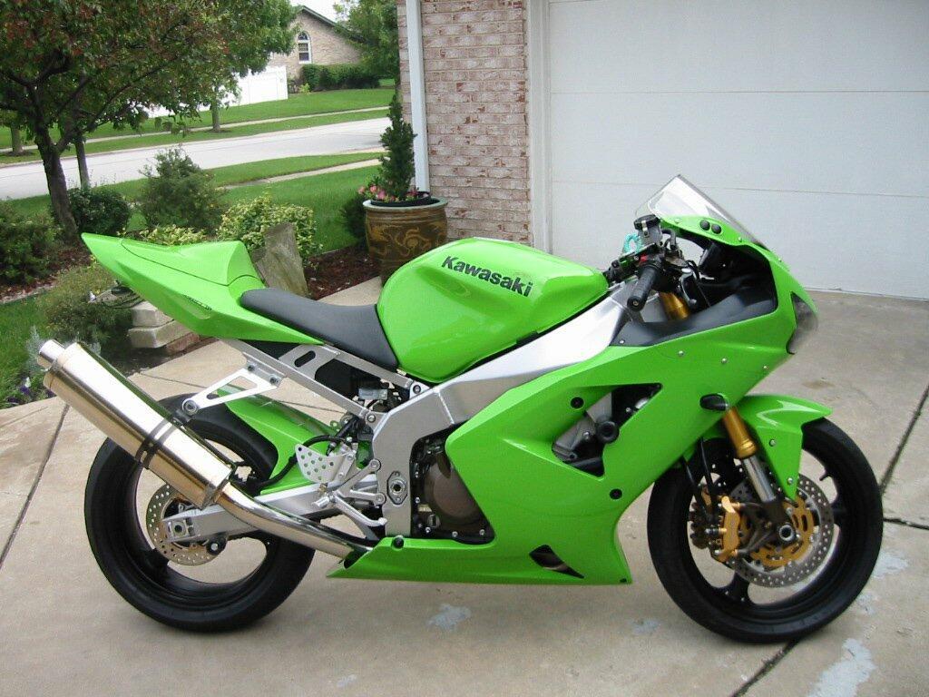 Scheda tecnica rimappatura centralina Kawasaki moto ZX6RR
