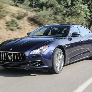 Scheda tecnica rimappatura centralina Maserati QUATTROPORTE