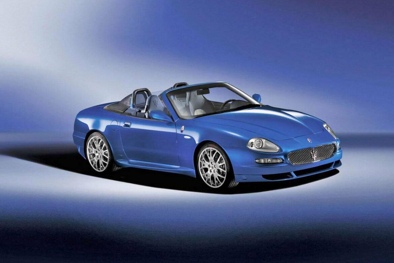 Scheda tecnica rimappatura centralina Maserati SPIDER