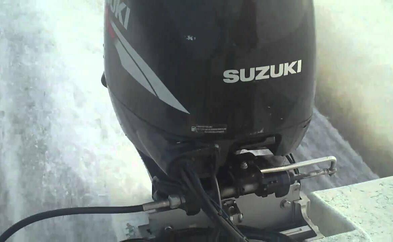 Scheda tecnica rimappatura centralina Suzuki fuoribordo DF 140