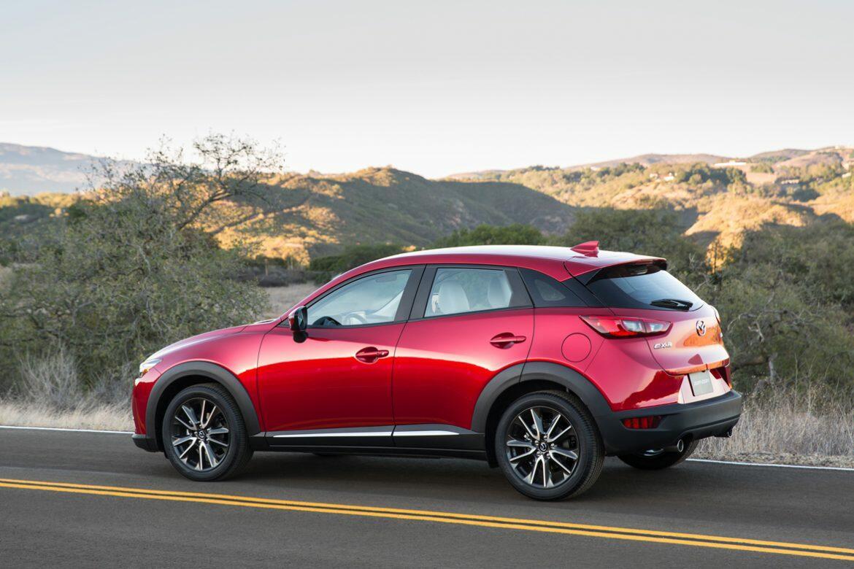 Scheda tecnica rimappatura centralina Mazda CX-3