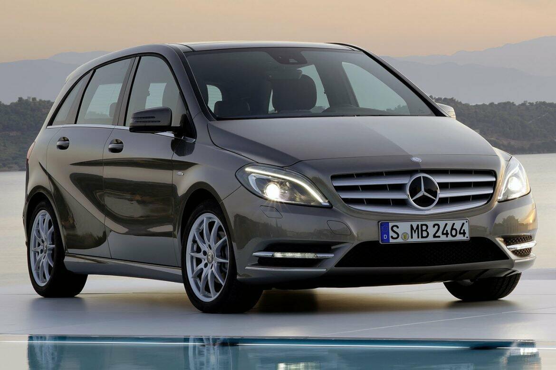 Scheda tecnica rimappatura centralina Mercedes CLASSE B - 2012