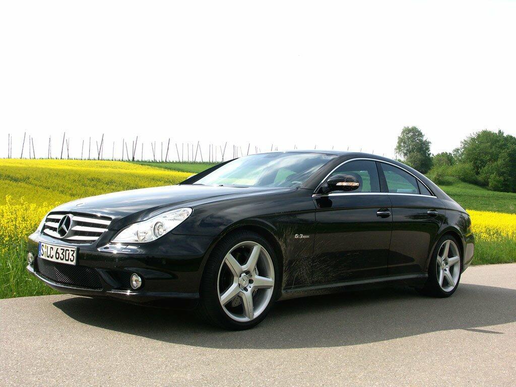 Scheda tecnica rimappatura centralina Mercedes CLASSE CLS