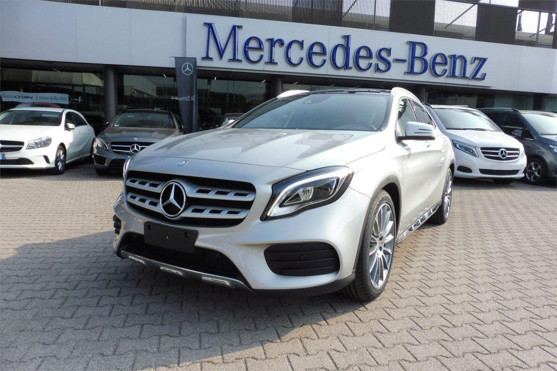 Scheda tecnica rimappatura centralina Mercedes  CLASSE GLA