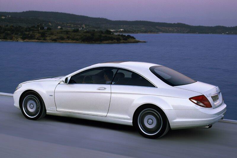Scheda tecnica rimappatura centralina Mercedes CLASSE CL