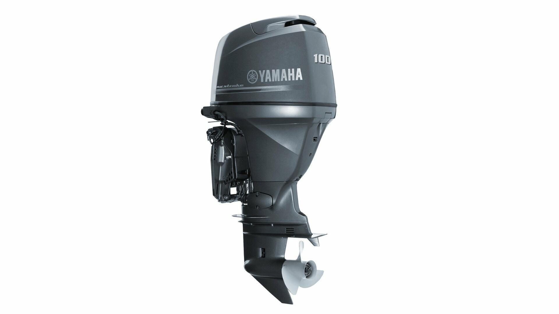 Scheda tecnica rimappatura centralina Yamaha fuoribordo F 100
