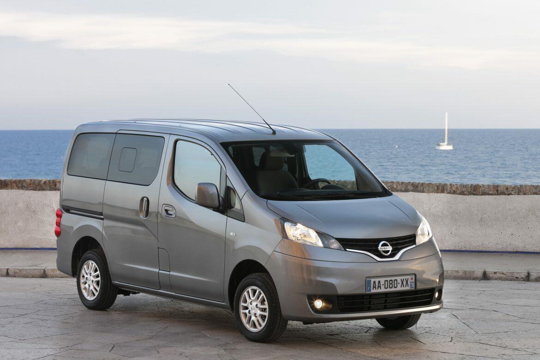 Scheda tecnica rimappatura centralina Nissan EVALIA
