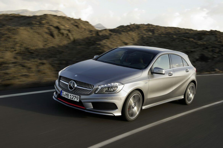 Scheda tecnica rimappatura centralina Mercedes NUOVA CLASSE A