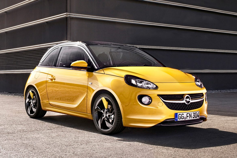 Scheda tecnica rimappatura centralina Opel ADAM